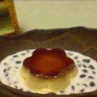 大人のプリン♪ ~アマレット風味のタピオカココナッツミルクスープ~