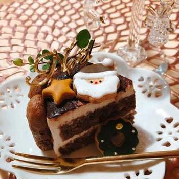 2021♡SWHカレンダー ~クリスマス☆ティラミス風ケーキ~