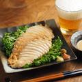 冷凍保存で便利、美味しい!鶏むね肉のぽん酢蒸しを使ったアレンジ料理