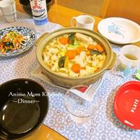 根菜たっぷりであったまる~ほうとう鍋 と 『トイレ好き』。