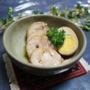 自家製鶏チャーシュー
