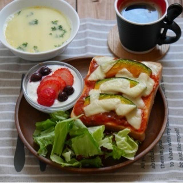 彼氏に作る朝ご飯♡ミートソースを使って速攻レシピ♡