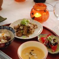 【募集♪♪♪】11月のお料理教室「イギリス流 クリスマス料理」