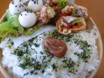 春巻き弁当★