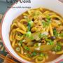 【レシピブログ連載】麺つゆでラクラク♡オール1で覚えやすい♡『カレー南蛮うどん』