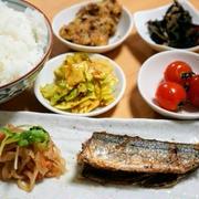 秋刀魚の塩焼き☆