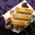 パルミジャーノの香り最高❤︎混ぜて焼くだけ簡単!『パルミジャーノチーズケーキ』