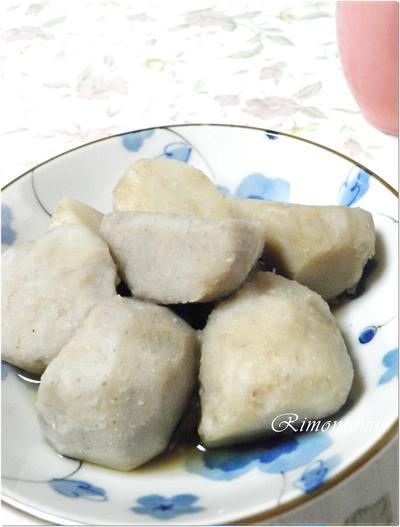 簡単・便利な副菜!里芋の煮っ転がし
