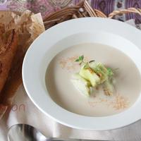 なすでクールダウン、簡単クリーミー「冷製ごま味噌スープ」♪と志村魂を観劇!!