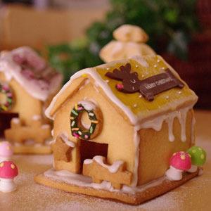 飾って食べられる♪オシャレなクリスマスクッキーを作ろう!