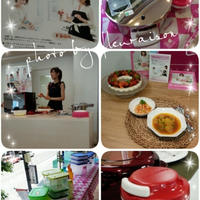 ■松見早枝子さん登場■タッパーウェア×レシピブログ☆簡単&時短料理で暑い夏を乗り切ろう☆