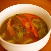 カレーmisoスープ