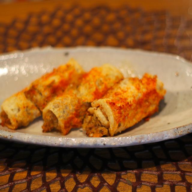 鰤カマの塩焼き 野菜たっぷりなお揚げロール