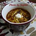 牛挽肉と白い豆のチリのレシピ