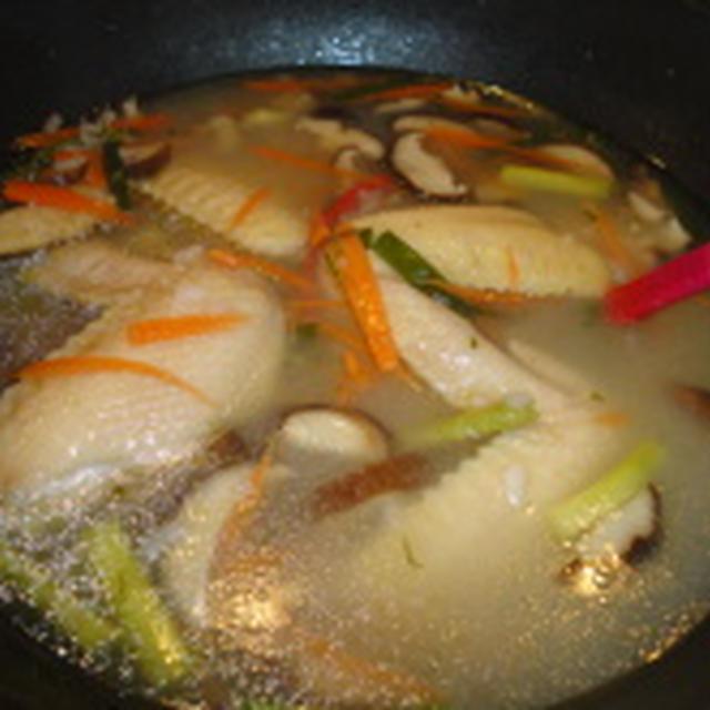 ☆簡単!家にあるもので参鶏湯(サムゲタン)レシピ☆