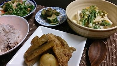 お夕飯◆スペアリブ