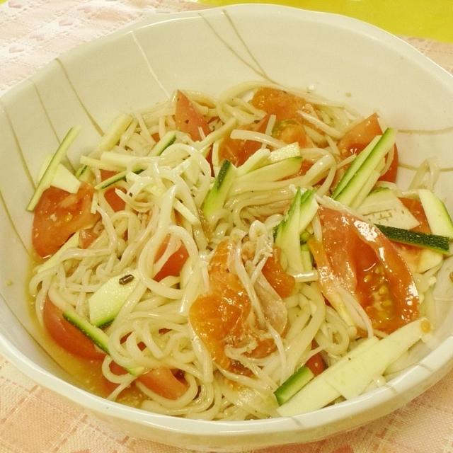 ダイエットえのき麺