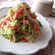 春キャベツと新たまねぎのコールスロー風サラダ by nori*さん