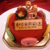 西武池袋本店◆クリスマスケーキお披露目試食会②◆お手頃な3,150円までのケーキ達