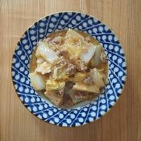 【米油部】白菜と厚揚げのとろとろ煮