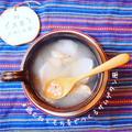 鶏胸肉ともち麦の参鶏湯風*簡単+コスパ高◎