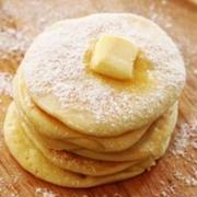 【クックパッド話題入り】BPなし!米粉パンケーキ