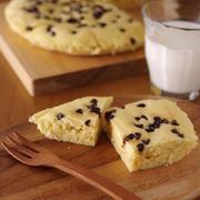 ホットケーキミックスの超簡単チョコ蒸しパン(レンジ使用)