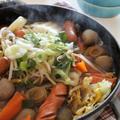 ★白菜鍋(八丁味噌仕立て)。 by いもさん
