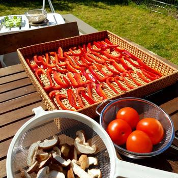 Une conservation longue et un goût savoureux ! Comment faire des Légumes séchés ?