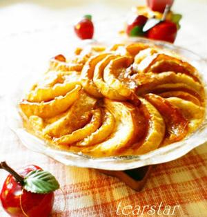 りんごと余ったパンで 簡単秋色スイーツレシピ
