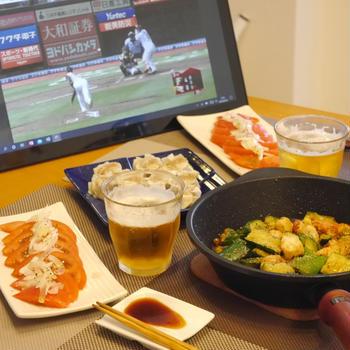 【つくれぽ】夏を楽しむ!おウチで居酒屋レシピ by クリアアサヒ×cookpad