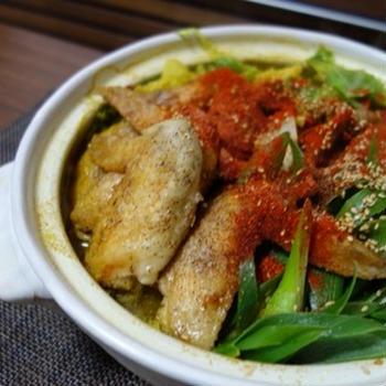 【簡単キャベツレシピ】キャベツどっさりカレー鍋