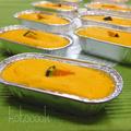 トースターで簡単★かぼちゃのチーズケーキ
