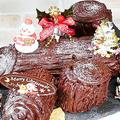 ブッシュドノエルの作り方【クリスマス】