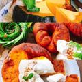 ハロウィンに【南瓜のお菓子】と【丸ごと南瓜】レシピ14選
