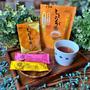 Hori とうきびチョコと玉露園のしょうが湯