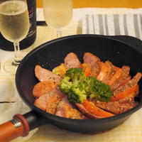 【うちレシピ】シャウエッセンのミートローフのハーブ焼き / 【参加中】「あらびきミートローフ」レシピモニター