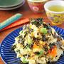 新じゃがで韓国のりと卵のこくうま韓国風ポテトサラダ♪連載