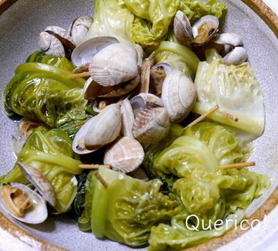 豚バラと塩麹で簡単!横浜産サボイキャベツのロールキャベツ鍋