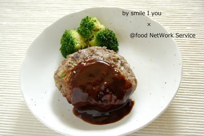 【レシピ作成】『理想のお弁当』の第1弾/ブロッコリーハンバーグ♪