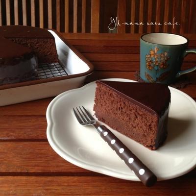 ザッハトルテのレシピ26選!チョコレート好きにはたまらない♡