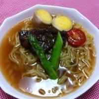 スペアリブ垃麺(レシピモニター)