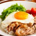 とろたま豚丼♪簡単おいしい豚こまレシピ by みぃさん