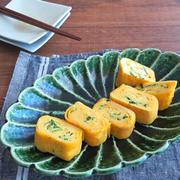 簡単アレンジ卵焼き☆ニラたま