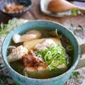 ダイエットにも最適!レンジで3分♪スープカップで湯豆腐&父の誕生日