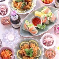 「トムヤンクンから揚げ」とタイ料理の日
