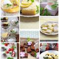 【まとめ】夏休みのひんやりデザート8recipes♪ その2 と ワンピース。