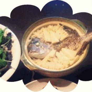 ●晩ご飯● 鯛めし ウマイー !!