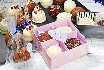 【バレンタインデーの可愛いプレゼント】火を使わない♪簡単スプーンチョコレート