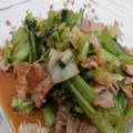 スタミナメニュー☆豚肉と野菜の辛味噌炒め